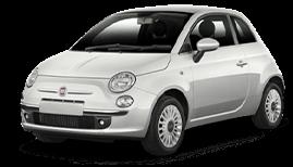 Fiat 500 or Similar (2 Doors) | Недорогая прокат аренда автомобиля в Израиле | RentCarIsrael.online