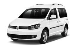 VW Caddy or Similar (Man. 5 Seats) | Недорогая прокат аренда автомобиля в Израиле | RentCarIsrael.online